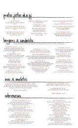 Cardapio Jantar 16.10.11 (sobremesa alterada) - 210 Diner