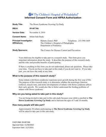 Hipaa Consent Forms Figure Preprinted Hipaa Record Of Disclosures