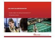 CSR som salgsparameter – Hvordan skaber det værdi? Og hvad ...