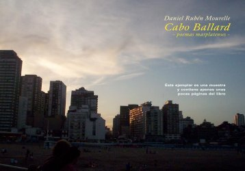 Cabo Ballard - Unos pocos poemas de muestra - OoCities