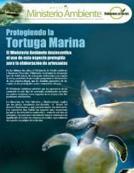 (Ministerio Ambiente) • Año 1-No. 3 octubre 2010 - Ministerio de ...