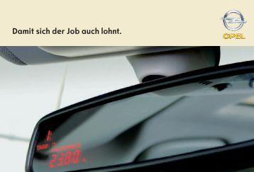 Die Extras - Opel Special Vehicles