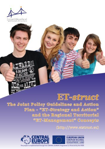 The Joint Policy Guidelines and Action Plan - ET-struct