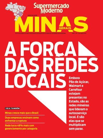 Minas - Supermercado Moderno