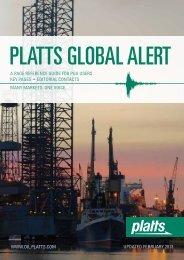 Platts Global Alert - Aspect Enterprise Solutions