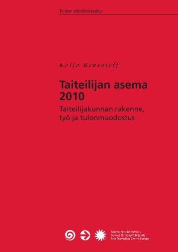 Taiteilijan_asema_2010