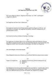 Satzung der Segelcrew Edemissen von 1994 § 1 ... - Hermann Klages