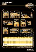 Manual pdf Duracell Ultra Batteries AAA 4 + 4 - Onyougo.com - Page 3