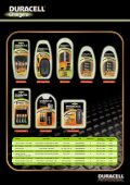 Manual pdf Duracell Ultra Batteries AAA 4 + 4 - Onyougo.com - Page 7