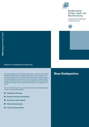 PDF, 4MB, Datei ist barrierefrei⁄barrierearm - Bundesinstitut für Bau ...