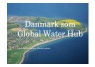 Jakob Møller Nielsen, Naturstyrelsen - Danish Water Forum