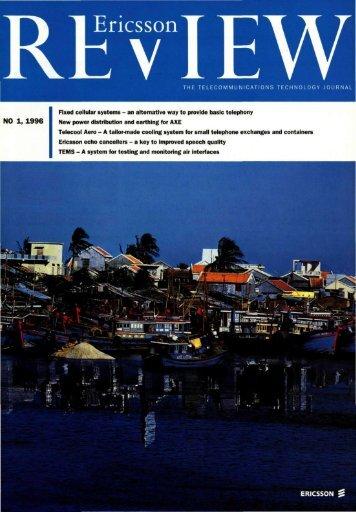 NO 1,1996 - ericssonhistory.com