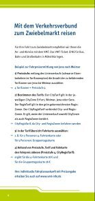 Auf zur Zwiebel! - VMT Verkehrsverbund Mittelthüringen - Seite 4