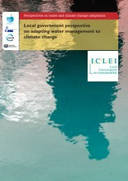 Local Government - World Water Council