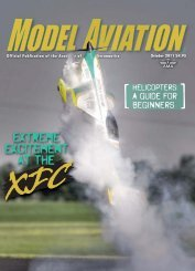 a guide for beginners - Model Aviation