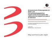 Referat Billag - Verband Schweizerischer Einwohnerdienste