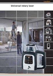 builders rotary laser sets - Spot-on.net