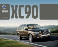 Klik her for at downloade Volvo XC90 brochure som pdf