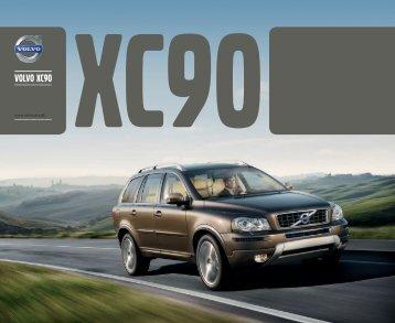 Klik her for at downloade Volvo XC90 brochure som pdf