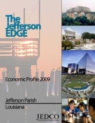 Jefferson Parish Economic Profile - Gisplanning.net