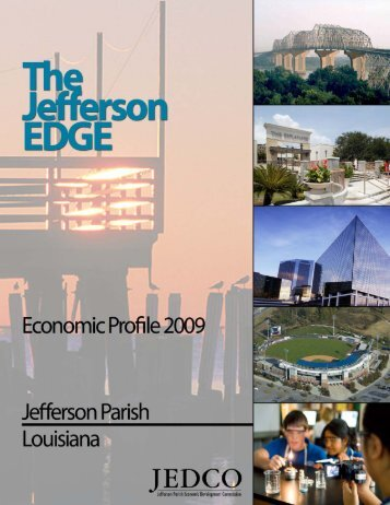 Jefferson Parish Economic Profile - Gisplanning.net