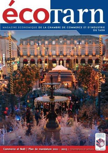 Consultez l'Ecotarn 46 - La Chambre de Commerce et d'Industrie du ...
