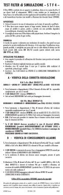 TEST FILTER STF4 - Setronic Verona - Page 2