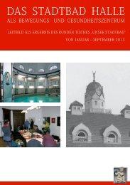 """Unser Stadtbad"" vom September 2013. - Interessengemeinschaft ..."