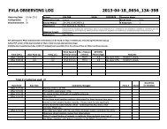 evla observing log 2013-04-18_0654_13a-398 - Very Large Array