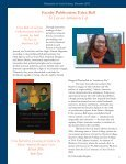 December - College of Humanities and Social Sciences - California ... - Page 3
