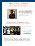 December - College of Humanities and Social Sciences - California ... - Page 6