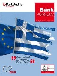 Bank exklusiv 1/2010