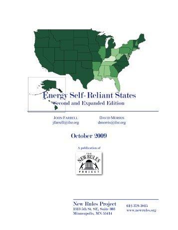 energy self reliant states v2.20 4