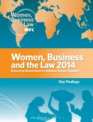 Women-Business-and-the-Law-2014-Key-Findings