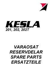 201 / 202 / 202T Operator's Manual - JS Woodhouse