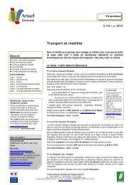 5.412 Transport et mobilité - (CRIJ) Limousin
