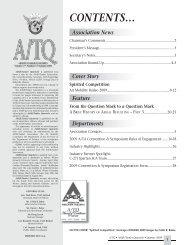 CONTENTS… - Airlift/Tanker Association