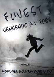 Download (e-book) do livro Vencendo a 1a. Fase em ... - Vestibular1