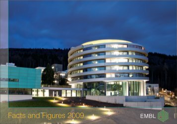 Download Facts & Figures 2009 - EMBL