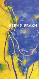 bERND bRAcH - Kunstverein Hockenheim