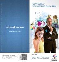 CONCURSO REPORTEROS EN LA RED - Ibercaja Obra Social