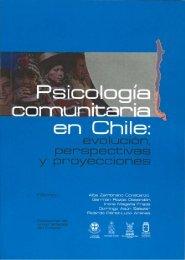 Psicología Comunitaria en Chile - Universidad de Chile