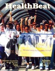 MIAMI-DADE COUNTY HEALTH DEPARTMENT SPRING 2004 ...