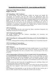 Protokoll Kreistag 2010 - Kreis 17 - Iserlohn