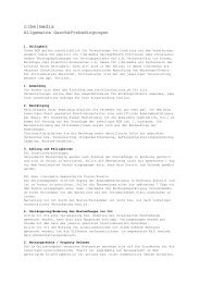 Allgemeinen Geschäftsbedingungen (PDF-Download)