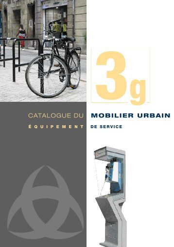 Catalogue : Equipement de service - Bordeaux