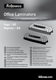 Office Laminators - Fellowes