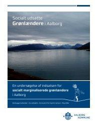Læs Socialt udsatte grønlændere i Aalborg