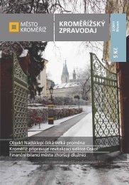Vydání - 3 / 2011 - Město Kroměříž