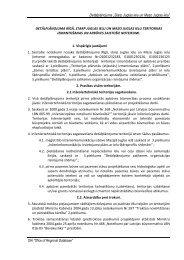 Teritorijas izmantošanas un apbūves noteikumi - Rīgas domes ...